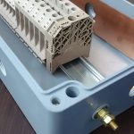 BPG Range of GRP Junction Boxes by ABTech, UK
