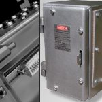 SX Range of Stainless Steel / Mild Steel Junction Boxes for Zone-1